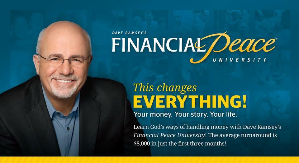 Financial Peace University | Winter 2018