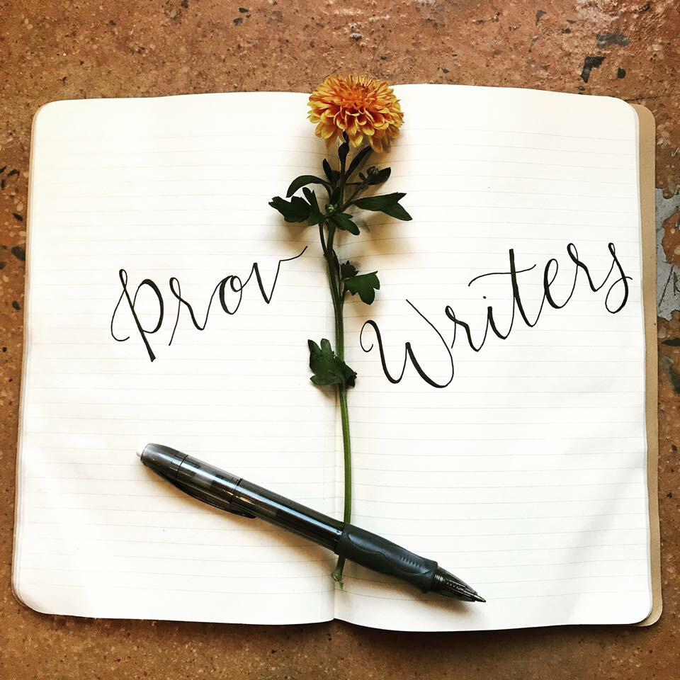 Prov Writers Gathering
