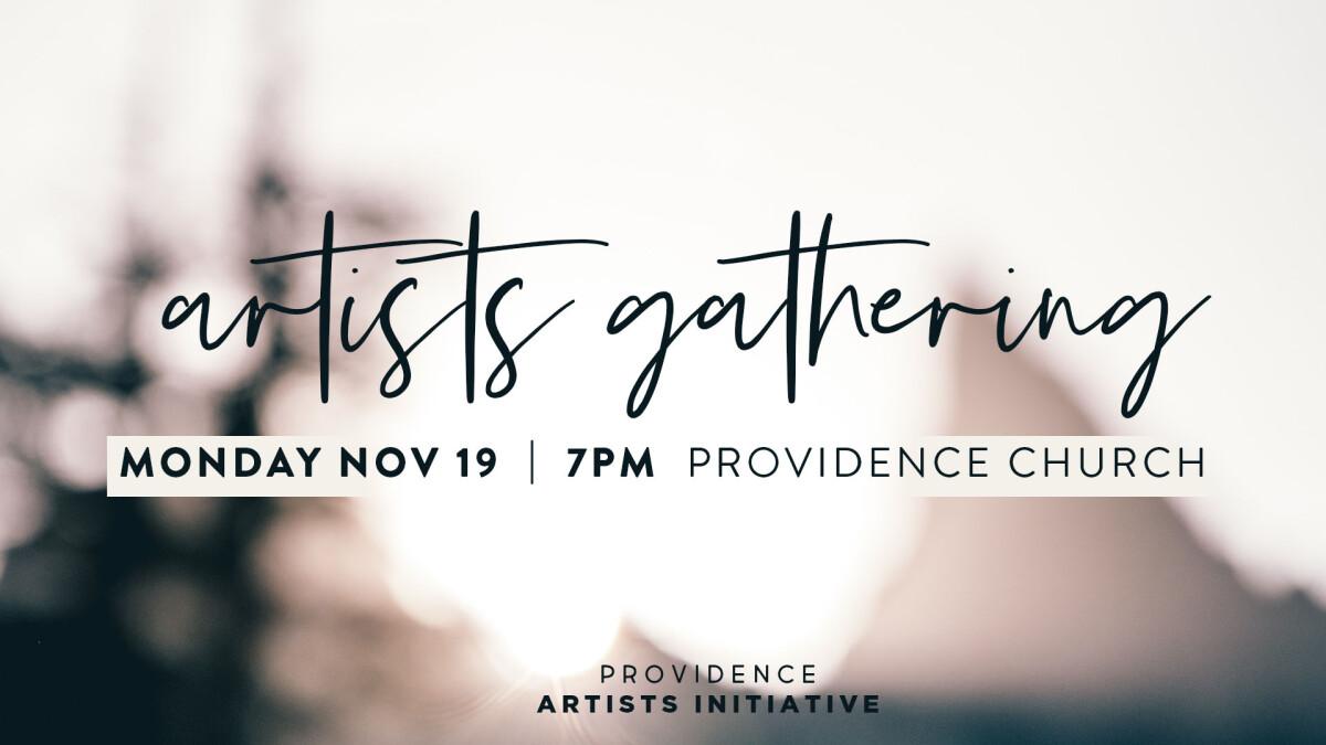 Providence Artists Gathering