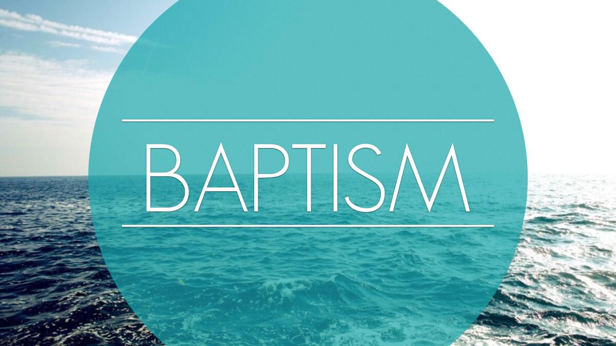Baptism Seminar