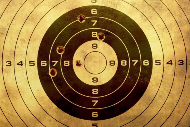 Prov Men:  To the Shooting Range