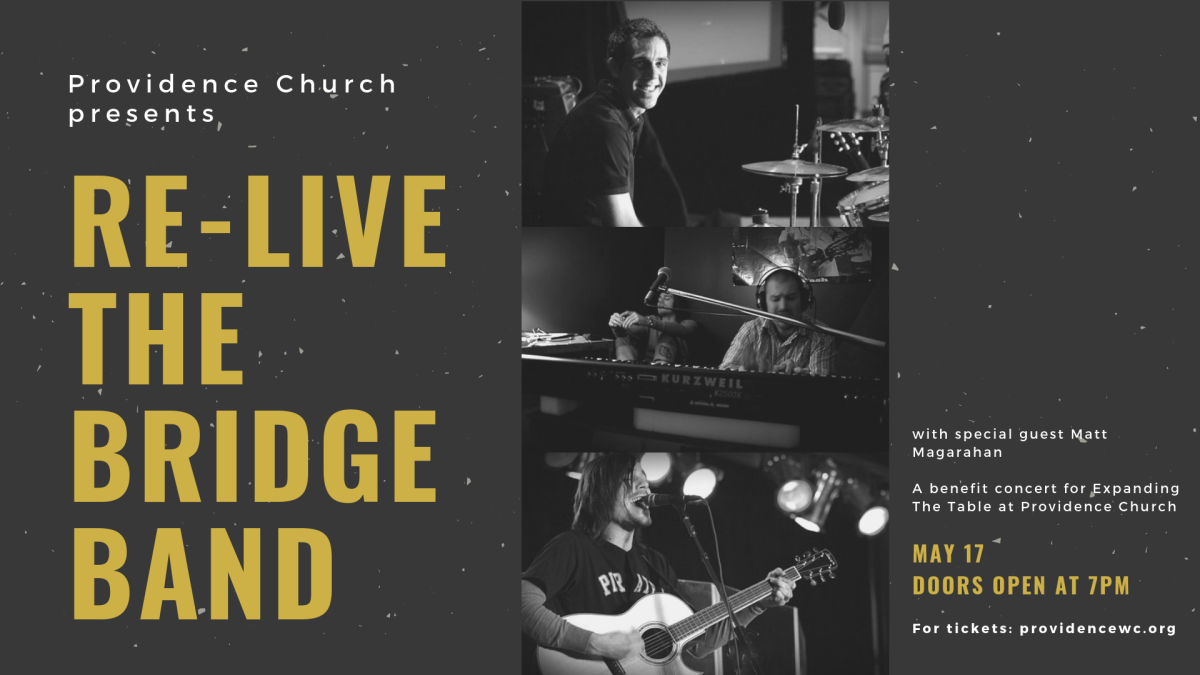 Re-live the Bridge Band