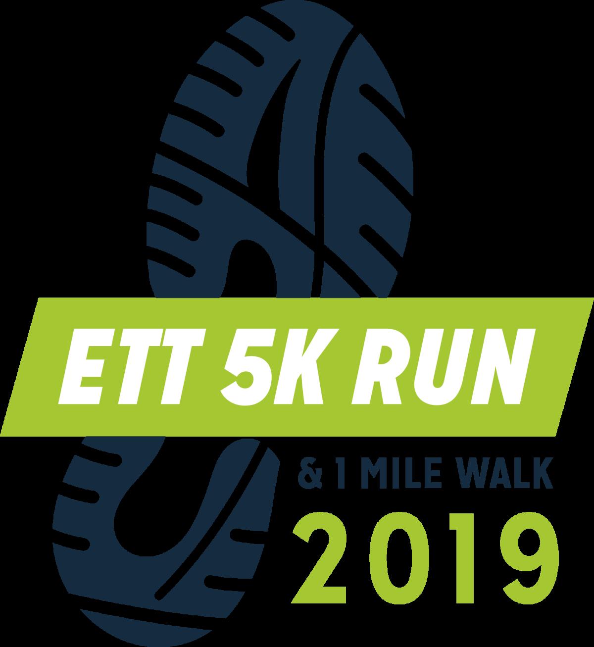 ETT 5K Run & 1-Mile Walk