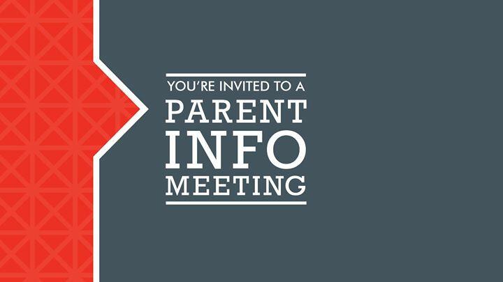 ProvKids Parent Info Meeting